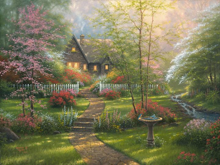 Dogwood Cottage Abraham Hunter