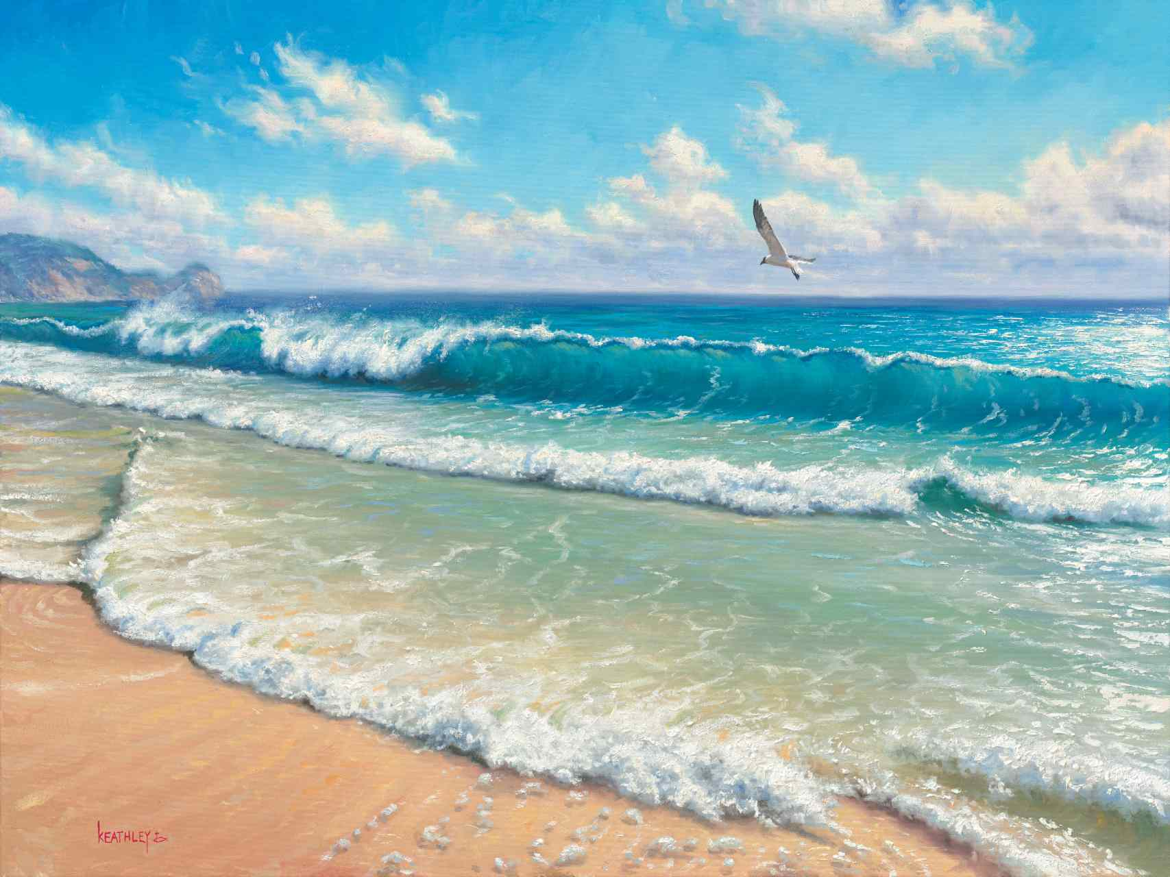 Happy Place by Mark Keathley
